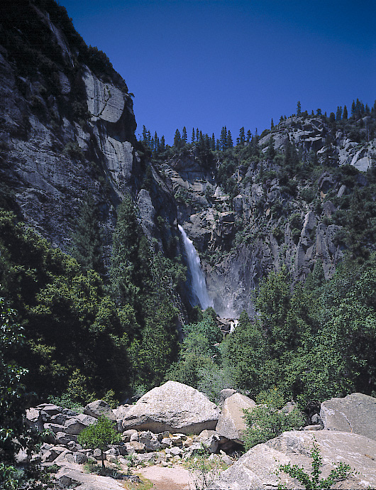 Cascade Creek, Yosemite National Park